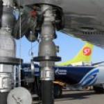 """Трансформер """"Газпром нефти"""" заправит самолет намного быстрее"""