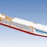 Первый в РФ люксовый круизный лайнер будет готов в 2019 году