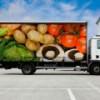 Цены на продукты могут вырасти, предупреждают транспортники