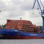 """В пожаре на """"Викторе Черномырдине"""" пострадало много импортного оборудования"""