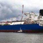 Калининград будет получать газ через Литву и после запуска FSRU