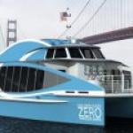 В США представлен первый в мире паром с водородным двигателем