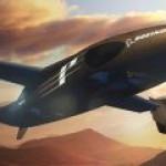 Boeing испытал свое беспилотное аэротакси