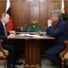 Михельсон рассказал Путину о новых планах НОВАТЭКа
