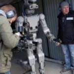 Завершено проектирование российского андроида для работы в открытом космосе