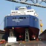 Винты для южнокорейских СПГ-танкеров делают в России