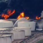 НПЗ Хьюстона могут встать из-за катастрофы на берегу Хьюстонского канала