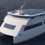 """Инновационное беспилотное судно """"Пионер М"""" могут построить в Крыму"""