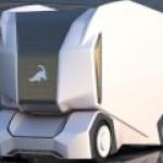 Электрический робогрузовик T-pod выйдет на обычную дорогу