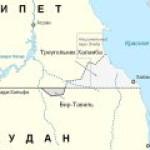"Египет и Судан поссорились из-за нефти ""Халаибского треугольника"""