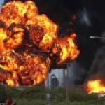 Причиной взрыва резервуаров для разбавителей нефти в Венесуэле могла стать диверсия