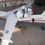 Почему с амфибий Бе-200 начали снимать украинские двигатели