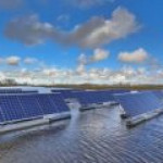 В Голландию строят крупнейшую в мире плавучую поворотную СЭС