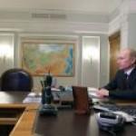 Путин открыл СПГ-завод НОВАТЭКа и Газпромбанка