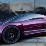 Blade – первый в мире спорткар, распечатанный на 3D-принтере