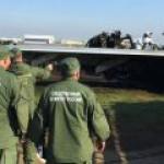 СК проверяет топливо SSJ-100, погибшего в Шереметьево