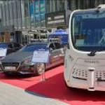 Сеул провел очень осторожную презентацию своего беспилотного транспорта