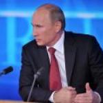 Путин: РФ – надежный поставщик энергоносителей, несмотря на санкции