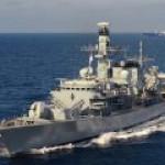Британский танкер смог пройти мимо Ирана только под конвоем