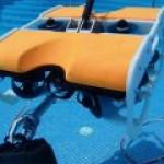 Школьники РФ создали уникальный подводный манипулятор