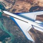 Россия вновь создает сверхзвуковой пассажирский авиалайнер