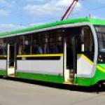 В России создают первый водородный трамвай