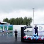 Первая мультитопливная АЗС открылась в России