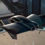 Boeing поможет создать летающий Porsche