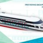 Туристов в Татарстане будут возить суда с СПГ-двигателями