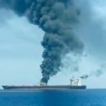 Иранский танкер был атакован ракетами?