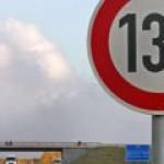 Трасс с ограничением скорости в 130 км/ч станет в РФ больше