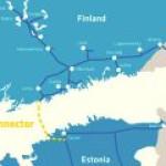 Финляндия и Эстония торжественно открыли Balticconnector