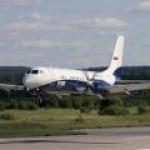 ОАК начала сборку отсеков первого серийного Ил-114-300