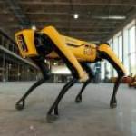 Spot от Boston Dynamics поможет Aker BP в работе на шельфе ВИДЕО
