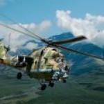 Ми-24 превратят в боевой вертолет последнего поколения
