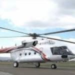 В России начали выпускать специальный арктический вертолет