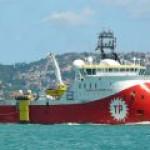 Турция продолжит геологоразведку в спорных водах Средиземноморья