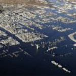 Многие города с населением в сотни миллионов человек обречены