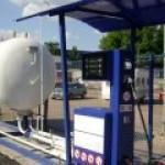 Строительство газовых АЗС на трассах оплатит правительство?