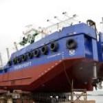 Первое беспилотное судно Росморпорта – это шаланда