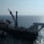 """Nord Stream 2 объяснила, почему """"Фортуна"""" ушла от """"Северного потока-2"""""""