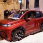 """Электрокар """"Кама-1"""" появится на российском рынке не очень скоро"""