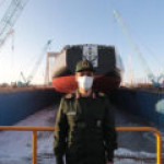 КСИР представил построенный его силами океанский танкер