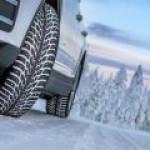 С 1 декабря все авто в России должны ездить на зимних шинах