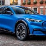 Ford откроет производство Mustang Mach-E в Китае