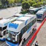 Зачем на севере КНР батарейные электромобили делают водородными