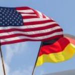 Германия должна на переговорах потребовать от США компенсацию