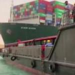 Evergreen решает, что теперь делать с контейнеровозом Ever Given