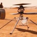 На марсе начнет полеты вертолет Ingenuity