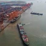 Коллапс в порту КНР привел к взлету цен на контейнеры
